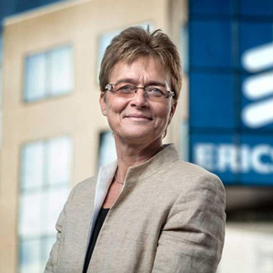 How Diversity and Digital Disruption Redefine Business Models: by Saskia Van Uffelen, CEO of Ericsson Belux